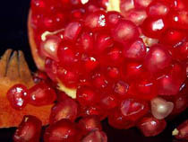 Indian Frozen Pomegranate Arils